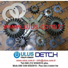 424-22-27310 Pinion Gear Diferantiel KOMATSU Defransiyel Koza Dişlisi
