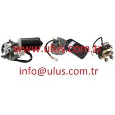 12Y-978-2441 Wiper Motor KOMATSU Cam Silecek Motoru