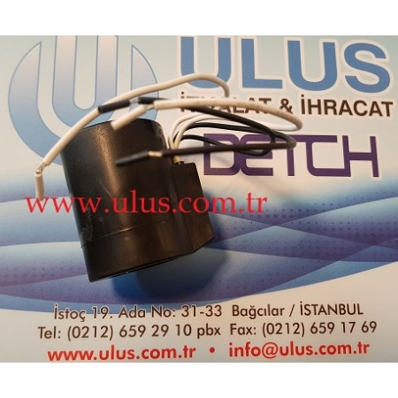 3EA-15-38450 Bobin Şanzıman Valfi KOMATSU Coil Transmision Solenoid