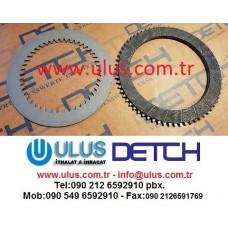 10E-22-21320 Plate Steering KOMATSU Çelik Disk Dönüş