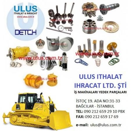 175-27-31341 Shaft Final Drive Gear İstikamet Mili D155A-1 KOMATSU