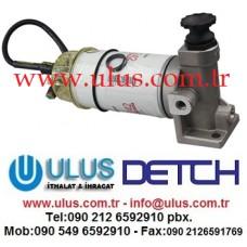 600-319-3610 Cartridge, Fuel, Mazot Filitresi SAA6D114E Komatsu Motor
