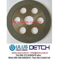 419-33-11243 Disc Fren Balatası WA320-1 KOMATSU