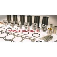 6738-32-2020 Piston Kit 0.50mm SAA6D102E Engine KOMATSU