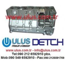1294789H94 Silindir Bloğu SA6D114 KOMATSU Motor