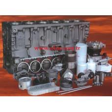 QSC8.3 Cummins Motor Yedek Parçaları