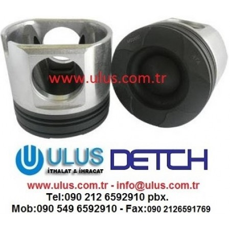 3081338 Piston + Segman Motor QSM11 CUMMINS Engine Piston + Ring Set
