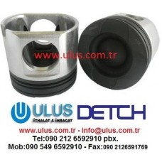 3896106 Piston + Segman Motor QSM11 CUMMINS Engine Piston + Ring Set