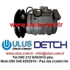 11N6-90040 Klima Kompresörü HYUNDAI Compressor Air Con & Heather