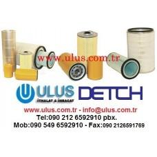 6745-71-7201 Cartridge, Fuel Filter Assy, Mazot Filitresi SAA6D114E Komatsu Motor