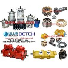 31LC-00200 Hidrolik Pompa Hyundai HL760 Hydraulic Pump David Brown - Hema X1A50685068/146208