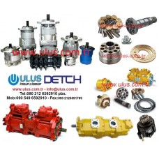 341221-41000 Hidrolik pompa DOOSAN Hydraulic pump 34122141000