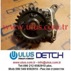8-97075283-3 Yağ Pompası ISUZU 4HK1 Motor