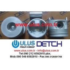 8-98023526-1 Piston ISUZU Motor 4HK1, 6HK1 Engine Piston 8-98023526-1