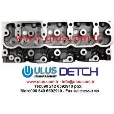 8944315230 Silindir kapağı Motor 4JA1 ISUZU Cylinder head 8-94431523-0, 894431-5230