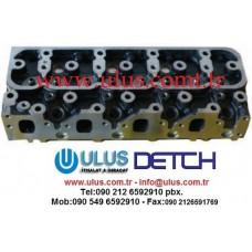 8-97089-280-1 Silindir kapağı Motor 4JG2 Cylinder head engine 8-97089280-1, 897089-2801