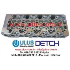 8972451841 Silindir kapağı motor 4JX1 ISUZU Cylinder head engine