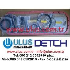 1-87810641-3 Takım Conta Motor 6BD1 ISUZU Engine Overhaul Gasket Set 1878106413