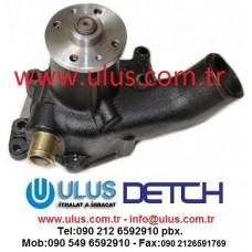 8972530281 Devirdaim Su Pompası ISUZU Motor 8-97253028-1