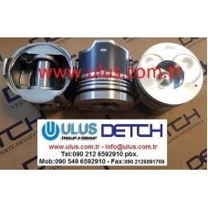 897287-3990 Piston Motor 6BG1 ISUZU Engine Piston 8-97287399-0, 8972873990