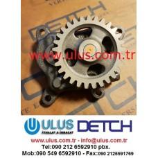 8-94390-414-2 Motor Yağ Pompası 6HK1 ISUZU Oil Pump