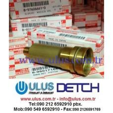 8-97606661-0 Enjektör sarısı hücresi ISUZU motor 6HK1 Engine sleeve holder 8976066610, 897606-6610