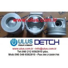 8-98152901-0 Piston ISUZU Motor 4HK1, 6HK1 Engine Piston Camonrail 8981529010
