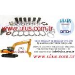 4HF1 ISUZU Motor Yedek Parçaları