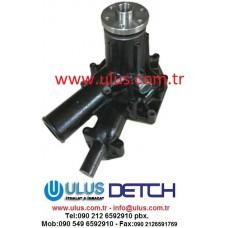 1-13650133-3 Devirdaim Su Pompası 6HK1 ISUZU Motor 1136501333