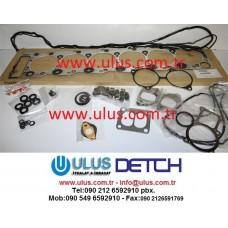 1113671310 Karter Contası 6HK1 ISUZU Engine Gasket Oil Pan 1-11367131-0