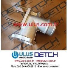 1141106131 Egr Borusu 6HK1 ISUZU Motor Pipe Inlet