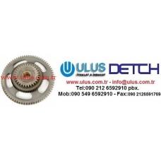 8-97600586-1 Avare Dişlisi ISUZU 4HK1 - 6HK1 Motor Gear Idler