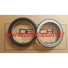 1-096255540-3 Krank Keçesi Motor 6SD1 ISUZU Engine Seal Crankshaft