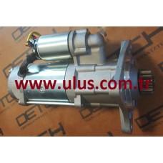 M9T81471 Marş Motoru Dinamosu 6WG1 ISUZU Engine starter