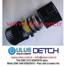 AN51500-10770 Motor Assy Blower KOMATSU Klima Fan Kalorifer Motoru