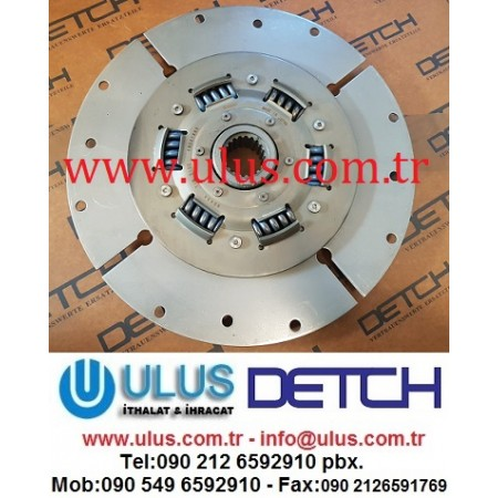 207-01-61311 Damper Disc Transmision KOMATSU Şanzıman Motor Ara Diski