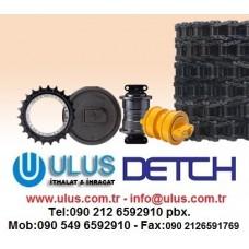 175-30-00513 Carrier Roller KOMATSU D155A-1 D150A-1 D155S-1 Taşıyıcı Makara