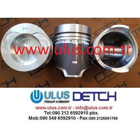 23411-83800 Piston Engine HYUNDAI AC540, D6AB Motor Pistonu