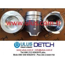23411-83802 Piston Engine HYUNDAI AC540, D6AB Motor Pistonu