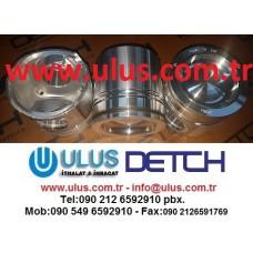 3975868 Piston Kit CUMMINS QSB6.7 Motor Pistonu