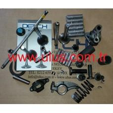 3800340 Intake Valve, Emme Supap QSC8.3 Cummins Motor