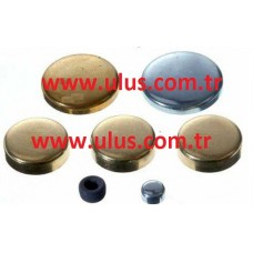 3089021 Blok Su Tapası QSC8.3 Cummins Motor Plug, Threaded Engine