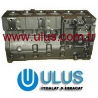 6745-21-1190 Cylinder Block Kit SAA6D114E Komatsu Motor Silindir Bloğu