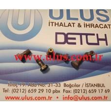 15061-31700 Enjektör Geri Dönüş Borusu Rekoru 6D22 MITSUBISHI Motor