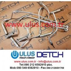 6217-71-5111 Enjektör borusu 1. göz SA6D140 KOMATSU Motor