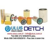 Filitre, Motor Yağ, Mazot, Hava, Su ayırıcı filitresi