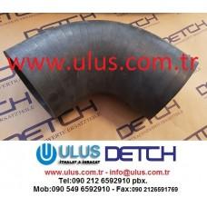 208-01-72161 Turbo Emiş Hortumu KOMATSU PC400 Hose Turbocharger Air Intake