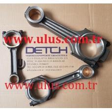 897135032351 Piston Biyel Kolu MOTOR 4HF1 ISUZU Engine Piston Connection Rod 8-9713503235-1, 89713503-2351