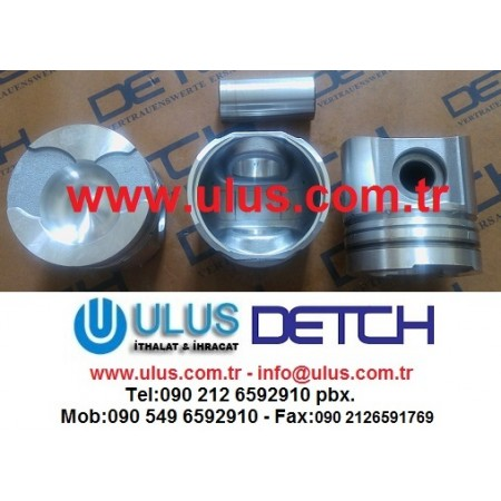 04065-04018 Piston Pin Snap Ring KOMATSU S6D105 Pim Sekmanı, Engine Parts