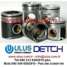 1-12111761-0 Piston Engine 6BG1 ISUZU Motor Pistonu